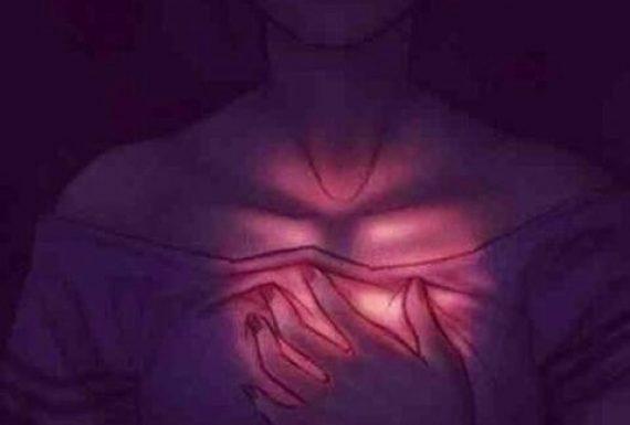 Um coração quebrado não sabe pulsar.
